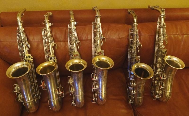 Serial number location saxophone Jupiter